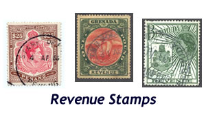 revenue stamps for sale